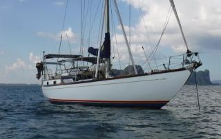 sailing phuket holiday thailand